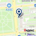 Компания Алматыгаз на карте