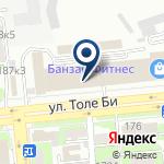 Компания Kettler Almaty на карте
