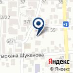 Компания Почтовое отделение связи №45 на карте