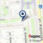 Компания BEAS Almaty на карте