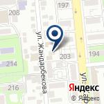 Компания Vskritieavto.kz на карте