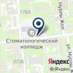Компания Стоматологический колледж профессора Рузуддинова на карте