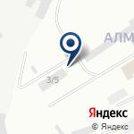 Компания Mirex Алматы, ТОО на карте
