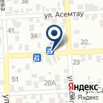 Компания Ростэк-Восток на карте