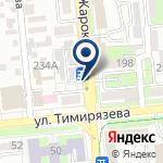 Компания М-MART на карте