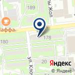 Компания Jalousie-plus.kz на карте