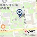 Компания Независимый Экспертно-Оценочный Центр, ТОО на карте