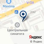 Компания Центральная Синагога Казахстана на карте