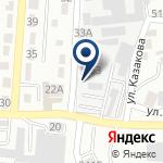 Компания ЭЛЕКТРОНПОСТ.KZ на карте