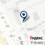 Компания АСТ Аренда, ТОО на карте