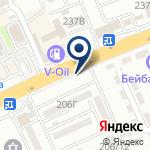 Компания InterService на карте