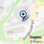 Компания Алматинский торговый склад, ТОО на карте