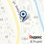 Компания Казселезащита МЧС Республики Казахстан на карте