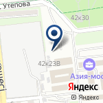 Компания TELSERVICE LTD на карте