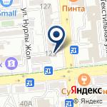 Компания VoIPShop.kz на карте