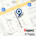 Компания Медсервис Еркебулан, ТОО на карте