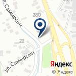 Компания МИКС-И, ТОО на карте