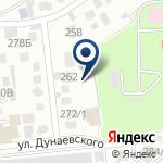 Компания Unico Kazakhstan на карте
