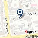 Компания Анклав, ТОО на карте