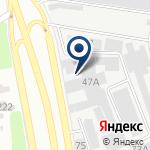 Компания Российские двери, ТОО на карте