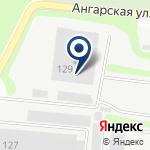 Компания Гарант-А на карте