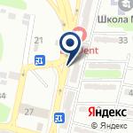 Компания Алем, торговый центр на карте