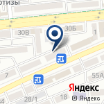 Компания Алматыкультбытстрой на карте