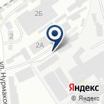 Компания Демер на карте