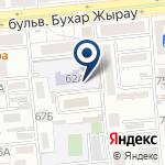 Компания Almapost на карте