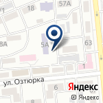 Компания Астана Капитал Инвест на карте