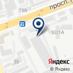 Компания КазСтройБлок на карте