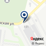 Компания Эфес Казахстан на карте