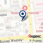 Компания Московский институт псориаза на карте