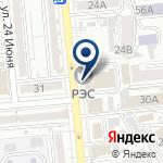 Компания Алатау Жарык компаниясы на карте