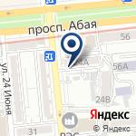 Компания ANS на карте