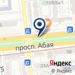 Компания Химчистка на карте