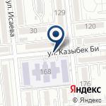 Компания Алматинский Казахско-Турецкий гуманитарно-технологический колледж на карте