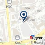 Компания Алматинские тепловые сети, ТОО на карте