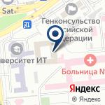 Компания Центральная городская клиническая больница на карте
