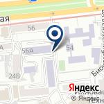 Компания Алматинский колледж декоративно-прикладного искусства им. О. Тансыкбаева на карте