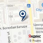 Компания Земельные Ресурсы KZ на карте