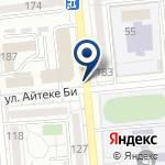 Компания Mednews.kz на карте