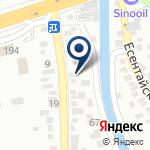 Компания Ak-Melek на карте