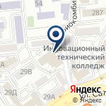 Компания LIMON.KZ на карте