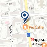 Компания Rival Irish Dance Studio Almaty на карте
