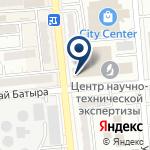 Компания Атлас, ТОО на карте