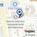 Компания Правительство для граждан Алмалинского района г. Алматы на карте