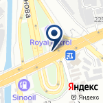 Компания АЗС Royal Petrol на карте