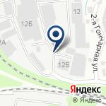 Компания СГМ Казахстан на карте