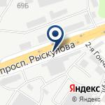 Компания Mirpchel.kz на карте